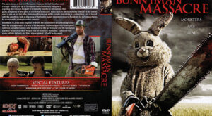 Bunnyman Massacre dvd cover