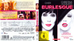 Burlesque (2010) Blu-Ray German