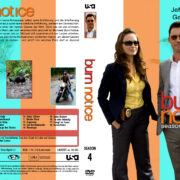 Burn Notice – Staffel 4 (2010) german custom