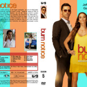 Burn Notice – Staffel 5 (2011) german custom