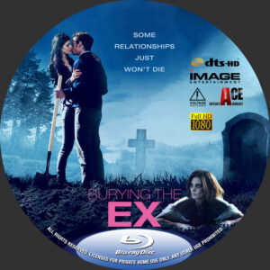 Burying The Ex Custom BD Label