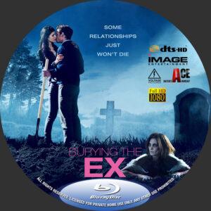 Burying The Ex Custom BD Label