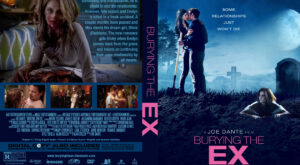 Burying The EX custom cover