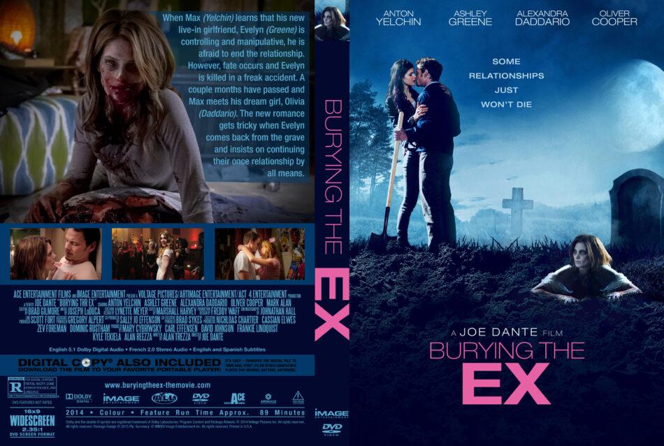 Burying The EX custom cover