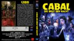 Cabal die Brut der Nacht (1990) Custom Blu-Ray (german)
