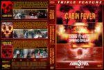 Cabin Fever Trilogie (2014) Custom GERMAN
