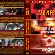 Cabin Fever Trilogie (2014) Custom GERMAN