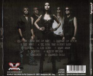 Cadaveria - Silence - Back