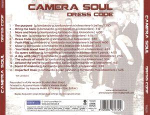 Camera Soul - Dress Code - Back