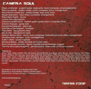 Camera Soul - Dress Code - Inside