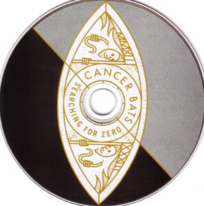 Cancer Bats - Searching For Zero - CD