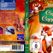 Cap und Capper (1981) R2 Blu-Ray German