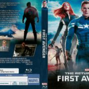 Captain America: The Return of The First Avenger Blu-Ray German (2014)