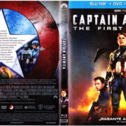 Captain America: The First Avenger (2011) Blu-Ray German