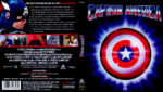 Captain America (1990) Blu-Ray German
