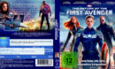 Captain America: The Return of the first Avenger (2014) Blu-Ray German