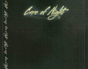 Care Of Night - Connected (Japan) - Inlay