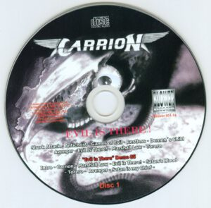 Carrion - Evil Is There! - CD (1-2)