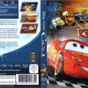 Cars (2006) R2 Blu-Ray German