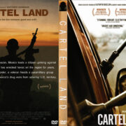 Cartel Land (2015) R0 Custom DVD Cover
