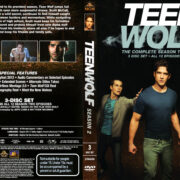 Teen Wolf season 2 (2013) R0 Custom