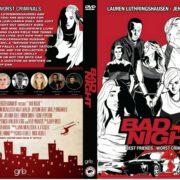 Bad Night (2015) R1 CUSTOM