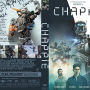 Chappie (2015) R0 Custom GERMAN