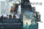 Chappie (2015) R0 Custom DVD Cover & Label