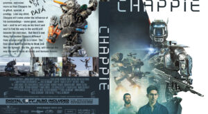 Chappie custom cover