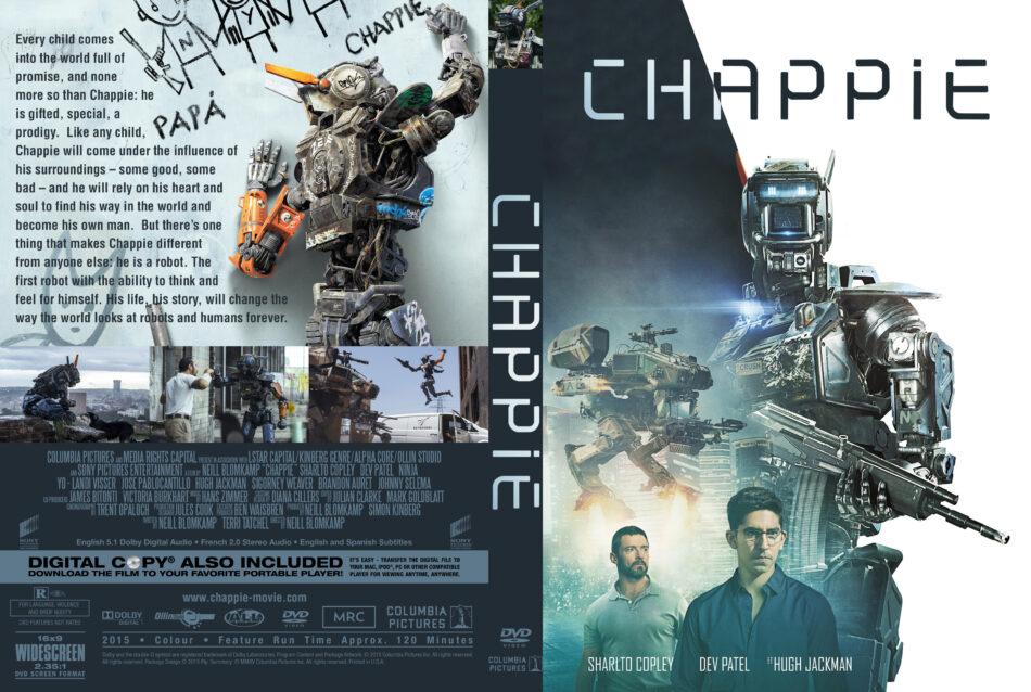 Chappie custom cover