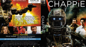 chappie dvd cover