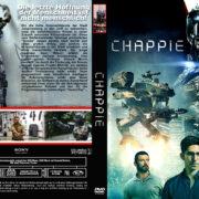 Chappie (2015) R2 German Custom