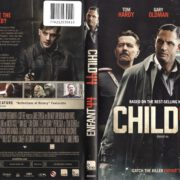 Child 44 (2015) R1 DVD Covers & Labels