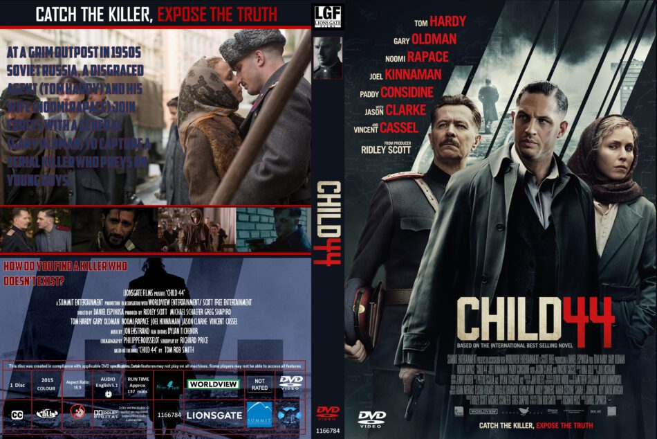 Child44 dvd cover