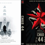 Child 44 (2015) R0 Custom DVD Cover