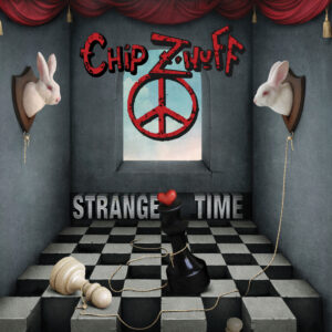 Chip Z´Nuff - Strange Time - Front