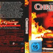 Christine (1983) Blu-Ray German Cover