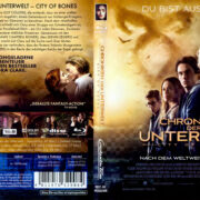 Chroniken der Unterwelt (City of Bones) (2013) Blu-Ray German