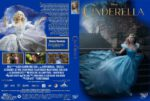 Cinderella (2015) R1 Custom DVD Cover