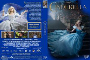 Cinderella dvd cover