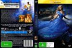 Cinderella (2015) R4 DVD Cover