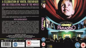 Cinema Paradiso - Cover