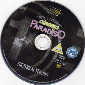 Cinema Paradiso - DVD (1-2)