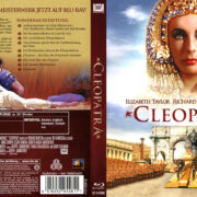 Cleopatra (1963) R2 Blu-Ray German