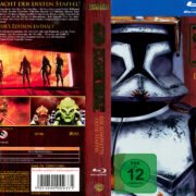 Star Wars The Clone Wars: Season 1 (2009) R2 Blu-Ray German