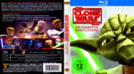 Star Wars The Clone Wars: Season 2 (2010) R2 Blu-Ray German
