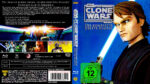 Star Wars The Clone Wars: Season 3 (2010) R2 Blu-Ray German