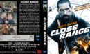 Close Range (2015) R2 Custom Blu-Ray DVD Cover (german)