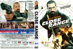Close Range (2015) R1 Custom DVD Cover