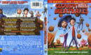 Cloudy With A Chance Of Meatballs (2009) Blu-Ray